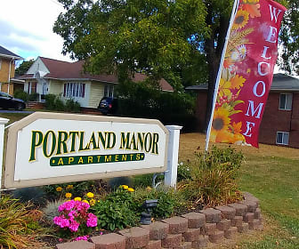 Community Signage, Portland Manor