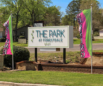 The Park at Forestdale, Lipscomb, AL