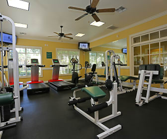 Fitness Weight Room, The Haven At Westover Hills