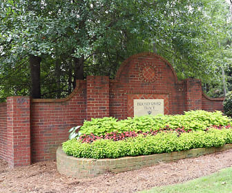 Community Signage, Broad River Trace