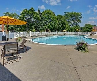Pool, Norstar Apartments