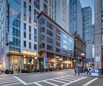 The Kensington, Downtown, Boston, MA