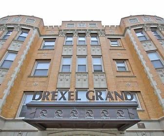 Drexel Grand, Hyde Park Kenwood Historic District, Chicago, IL