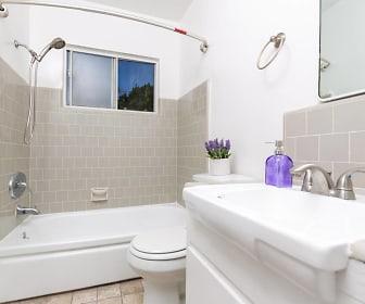 Bathroom, 4100 McFarlane Ave