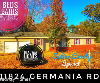 11824 Germania Rd, Redfield, AR