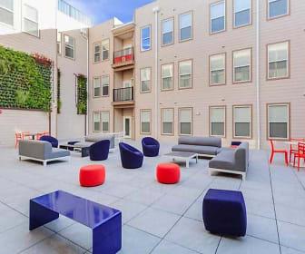 Courtyard, Urban Station