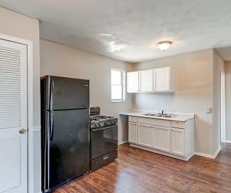 Kitchen, Cypress Landing Apartments