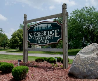 Community Signage, Stonebridge