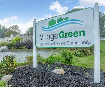 Community Signage, Village Green