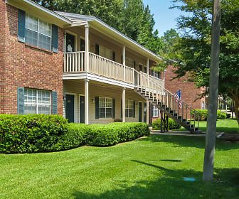 Parkwood Apartments, Brandon, MS