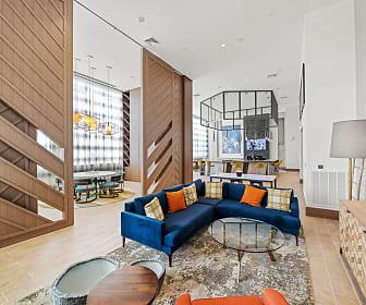 view of living room, Juniper