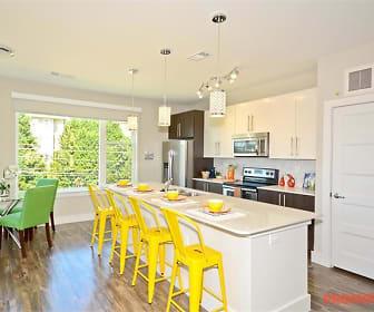 Kitchen, Amli Piedmont Heights