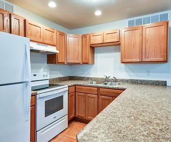 Kitchen, Bison Ridge Estates