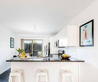 Kitchen, Fairmount Villas