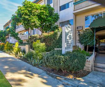 Tamarind Terrace, Hollywood Hills, Los Angeles, CA