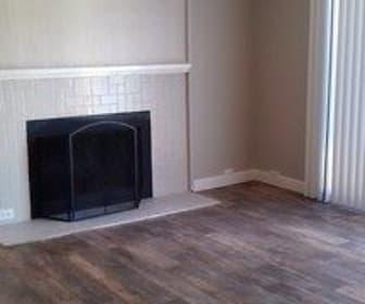 Living Room, El Camino Real Apartments