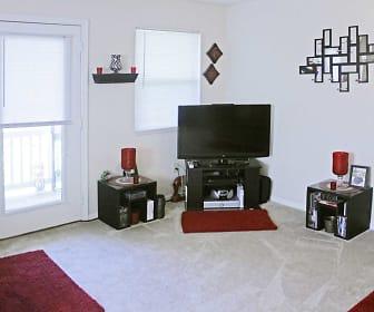 Living Room, Arbors At Riverbend
