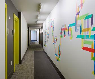 Arthouse, Art Institute of Seattle, WA