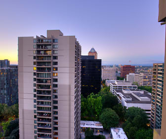 Harrison Tower Apartments, Portland, OR