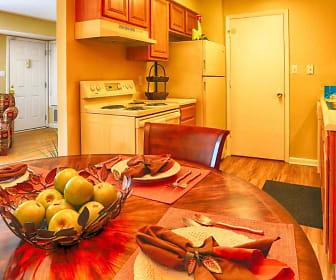 Dining Room, Woodland Creek