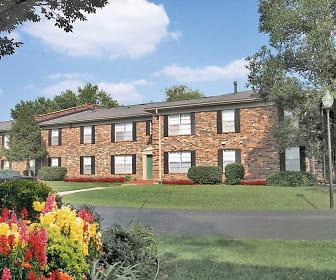 Building, Countrybrook Apartments