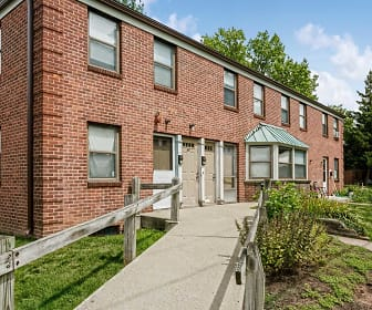 Beechwood Garden Apartments, Yale University, CT