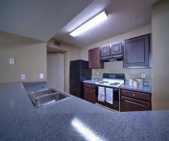 Kitchen at Courtney Manor, Courtney Manor