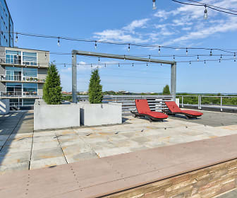 Galaxie High Rise Apartments, East High School, Madison, WI