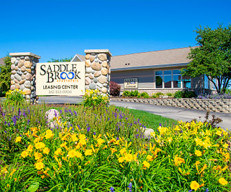 Saddle Brook Apartments, Waukesha County Technical College, WI