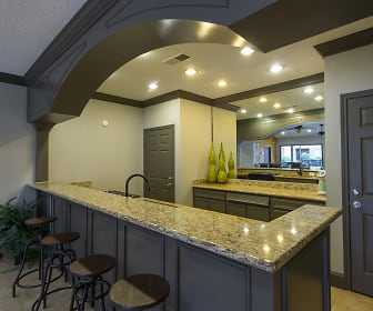 Kitchen, Bellevue at Pecan Grove