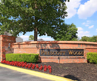 Community Signage, Prescott Woods