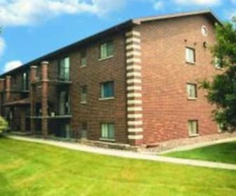 Westgate Apartments, Mount Mercy College, IA