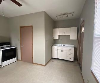 Living Room, 122 Foote Avenue