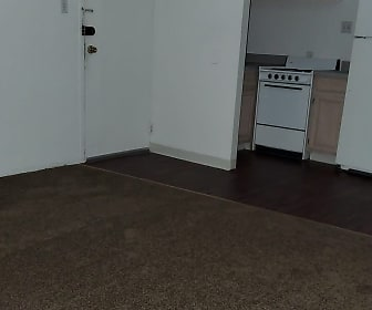 Living Room, Silver Lake Apartments