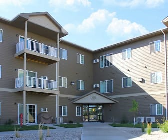 Prairie Village Apartments, Northern State University, SD