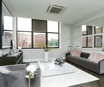 The James Ferndale Senior Apartments, Ferndale, MI