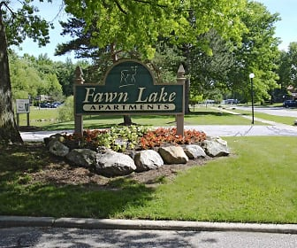 Fawn Lake, Olmsted Falls High School, Olmsted Falls, OH