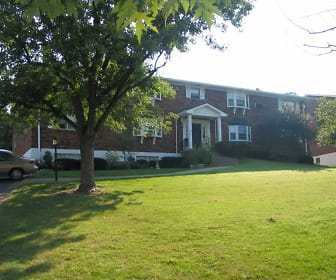 Building, Quail Hollow And Sherwood Knoll