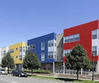 Villages at Curtis Park, Northwest Denver, Denver, CO