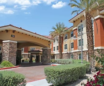 Building, Furnished Studio - Palm Springs - Airport