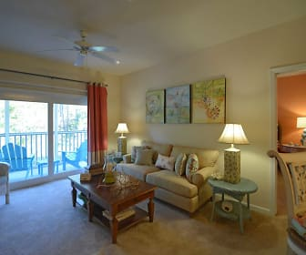Living Room, The Retreat At PCB