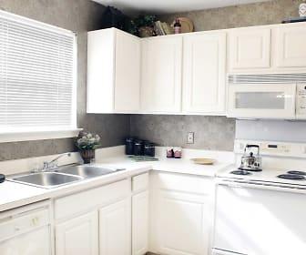 Kitchen, Briarcliff Village