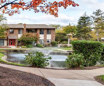 Lake, Arrowhead Apartments