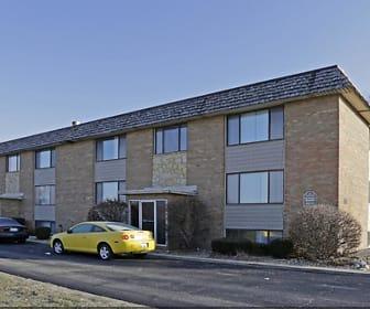 Building, Kingsway Apartments