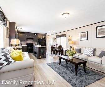 Living Room, 101Scenic Ridge Way -  & Dina Drive