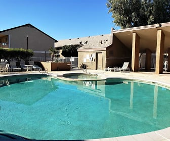 Pool, Silver Creek Apartments