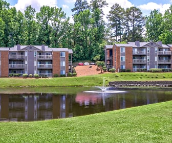 Woodhill Apartments, Lake Aumond, Augusta, GA