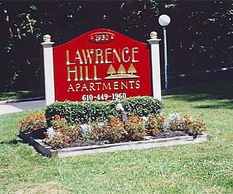 Community Signage, Lawrence Hill Apartments