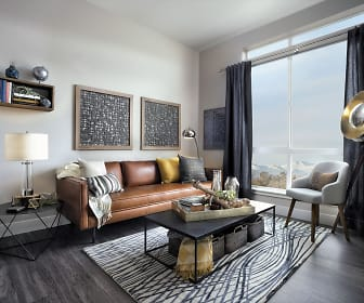 Living Room, Aster Town Center North