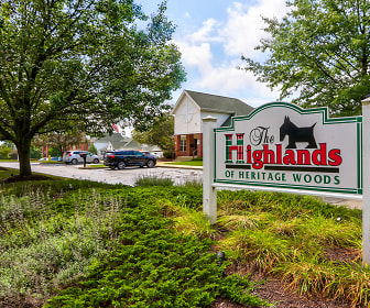 The Highlands Of Heritage Woods, St Hilary Elementary School, Fairlawn, OH